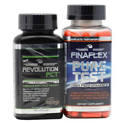 Finaflex (redefine Nutrition) PCT Revolution+Pure Test - TrueCore Supplements