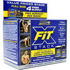 MHP X-Fit Stack - TrueCore Supplements