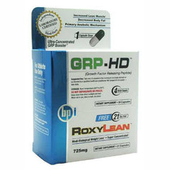 BPI GRP-HD + ROXYLEAN - TrueCore Supplements