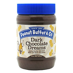 Peanut Butter & Co. Peanut Butter - Dark Chocolate Dreams - 16 oz - 851087000069