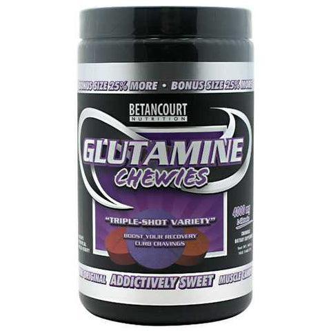 Betancourt Nutrition Glutamine Chewies - TrueCore Supplements