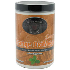 Controlled Labs Orange OxiMega Greens - Spearmint - 0.7 lb - 895328001767
