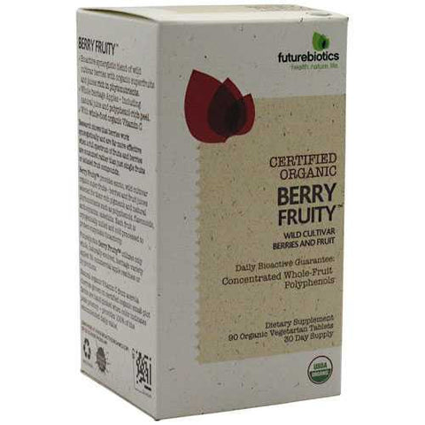 Futurebiotics Certified Organic Berry Fruity - TrueCore Supplements
