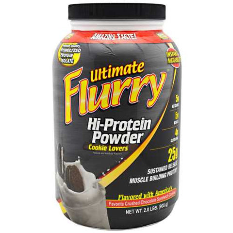 Advance Nutrient Science Ultimate Flurry Hi-Protein Powder - TrueCore Supplements  - 1