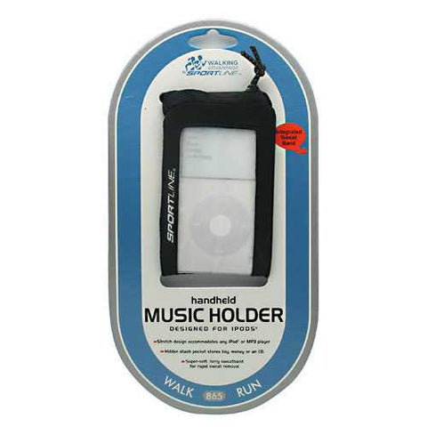 Sportline Handheld Music Holder