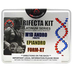 LG Sciences Trifecta Andro Kit - TrueCore Supplements