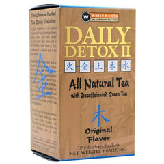 Daily Detox Daily Detox II Herbal Tea - Original - 30 ea - 856102003049