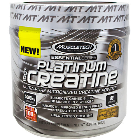 MuscleTech Essential Series Platinum Creatine