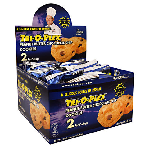 Chef Jays Tri-O-Plex Cookies