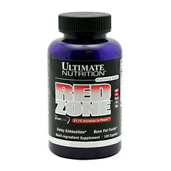 Ultimate Nutrition Platinum Series Red Zone - TrueCore Supplements