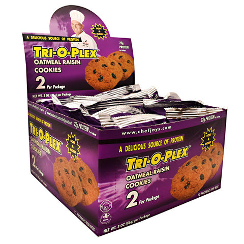 Chocolate Chip - 12 Packages