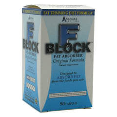 Absolute Nutrition F Block - 90 Capsules - 708235088533