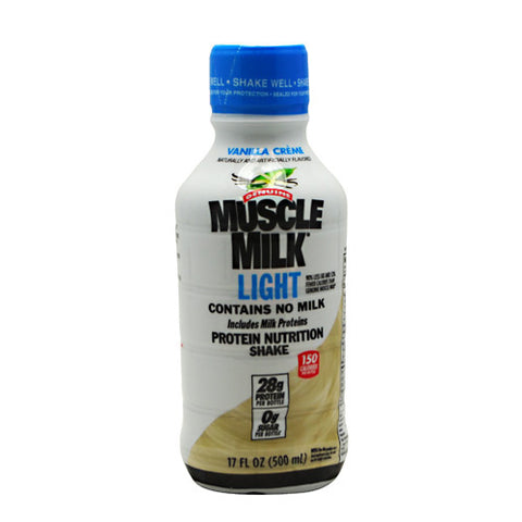 CytoSport Muscle Milk Light RTD - Vanilla Creme - 12 ea - 876063000192