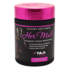 NLA For Her Her Multi - 120 Tablets - 700064648247