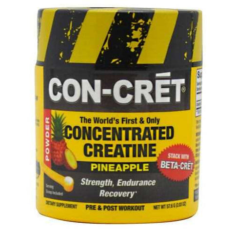 Con-Cret Concentrated Creatine Powder - TrueCore Supplements  - 1
