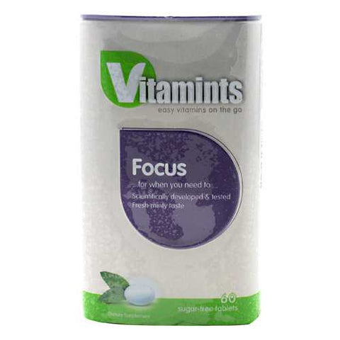 The Winning Combination Vitamints Focus