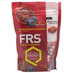 FRS Energy Chews - Pomegrante Blueberry - 30 ea - 872774006423