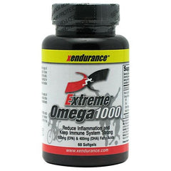 Xendurance Extreme Omega 1000 - TrueCore Supplements