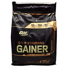 Optimum Nutrition Gold Standard Gainer - Colossal Chocolate - 10.29 lb - 748927054972