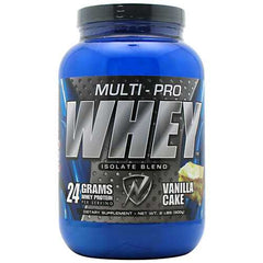 IDS Multi-Pro Whey Isolate Blend - TrueCore Supplements