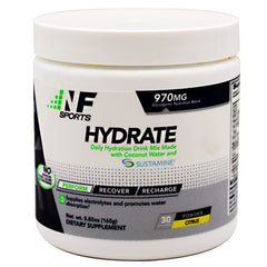 NF Sports Hydrate - Citrus - 30 Servings - 850666007130