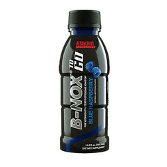 Betancourt Nutrition B-Nox To Go - Blue Raspberry - 12 Bottles - 857487005291