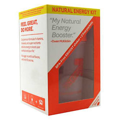 Eboost Natural Energy Kit - TrueCore Supplements