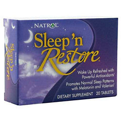 Natrol Sleep n Restore - TrueCore Supplements