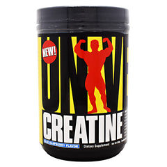 Universal Nutrition Creatine Powder - Blue Raspberry - 500 g - 039442047038