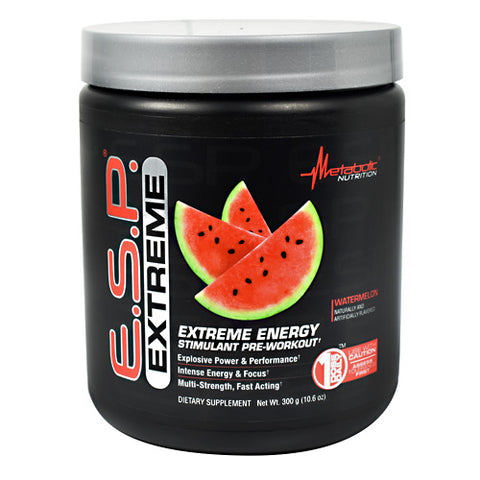 Metabolic Nutrition E.S.P. Extreme Pre-Workout