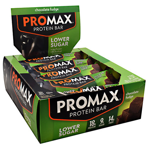 Promax Lower Sugar Protein Bar