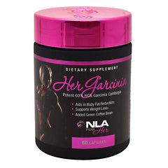 NLA For Her Her Garcinia - 60 Capsules - 700064648254