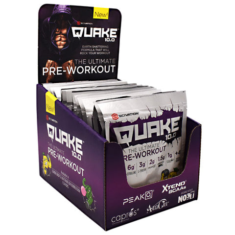 Scivation Quake 10.0 Counter Display