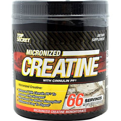Top Secret Nutrition Micronized Creatine - TrueCore Supplements