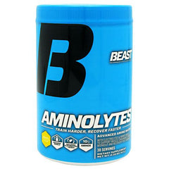 Beast Sports Nutrition Aminolytes - Pineapple - 30 Servings - 631312804118