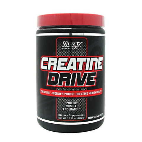 Nutrex Creatine Drive Black - TrueCore Supplements