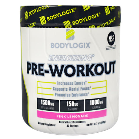 BodyLogix Energizing Pre-Workout
