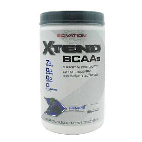 Scivation Xtend Branch Chain Amino Acids (BCAA) - 30 or 90 SERVINGS