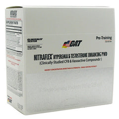 GAT Nitraflex Sampler - TrueCore Supplements