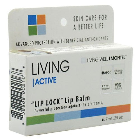 Cinsay Living Active Lip Lock Lip Balm