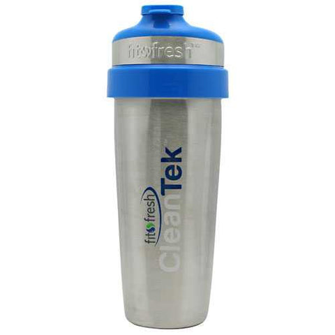Fit & Fresh Clean Tek Stainless Steel Shaker Cup - TrueCore Supplements