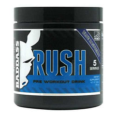 Baddass Nutrition Baddass Rush - TrueCore Supplements  - 1