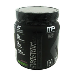 MusclePharm Black Label Assault Black - Watermelon - 30 Servings - 748252102171