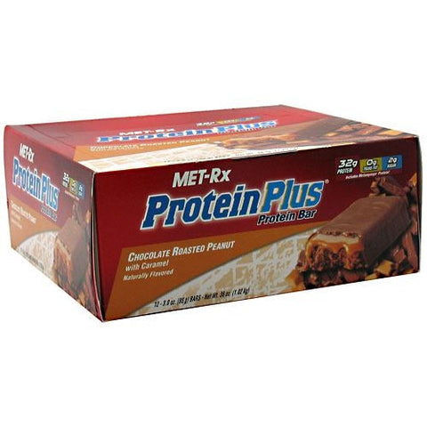 MET-Rx Protein Plus Protein Bar - TrueCore Supplements