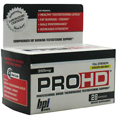 BPI Pro-HD - TrueCore Supplements