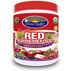 Divine Health Organic Red Supremefood - 30 Servings - 855522003264