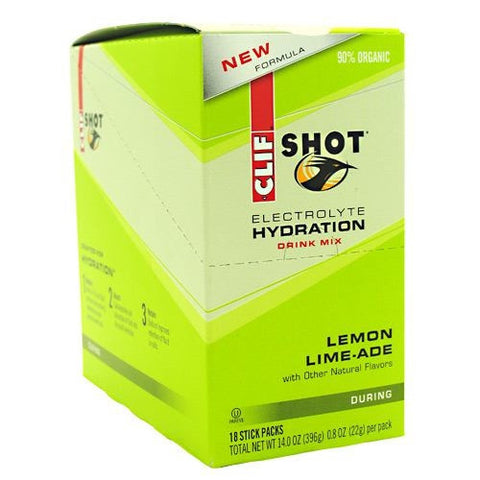 Clif Shot Electrolyte Hydration Drink Mix