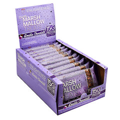 Beyond Better Foods Enlightened Crispy Marshmallow Treats - Double Chocolate - 10 ea - 852109004690