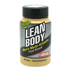 Labrada Nutrition Lean Body Mens Multi-Vitamin - 60 ea - 710779335066