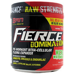 SAN Fierce Domination - Wicked Watermelon - 40 Servings - 672898430308